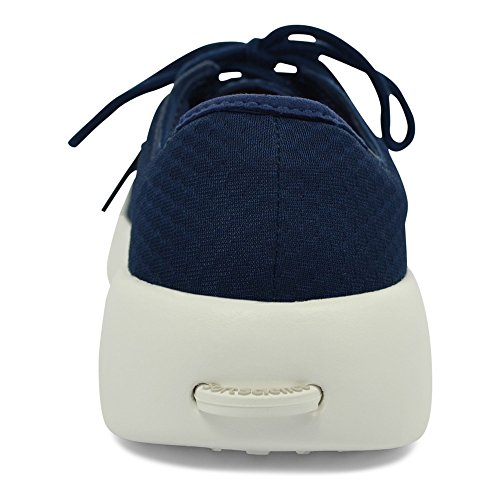 Blue Shoe Walker Walking SoftScience Polyester Dark Light Women's SIxTOwqfYg