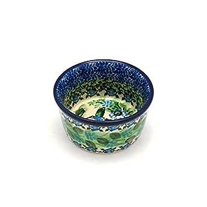 Polish Pottery Ramekin – Unikat Signature – U3271