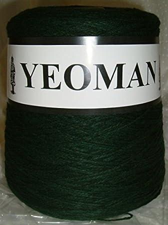 Yeoman Cashmilon 4ply Acrylic Yarn Apple Green 74