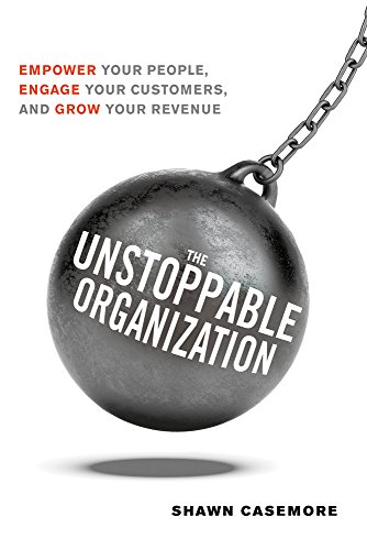 The Unstoppable Organization cover