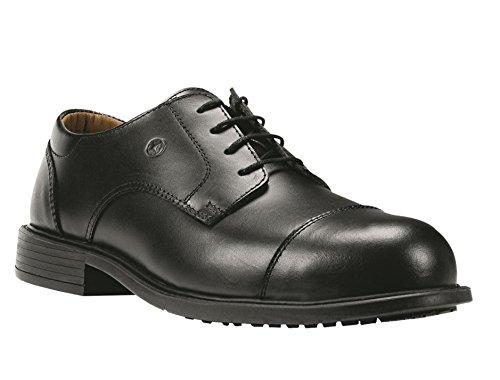 jallatte jalpalme SAS S3Src Zapatos de trabajo business Guantes plano negro Negro - negro