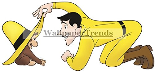 Curious George Wall - 5