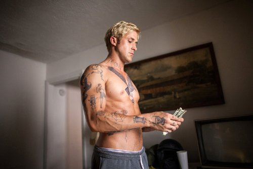 The Place Beyond the Pines Poster 24x36 inches Ryan Gosling Bradley Cooper High Quality Gloss Print 104
