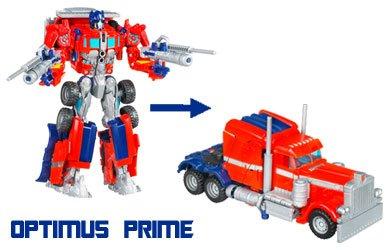 Transformers Movie Voyager First Strike Optimus Prime (First Transformer)