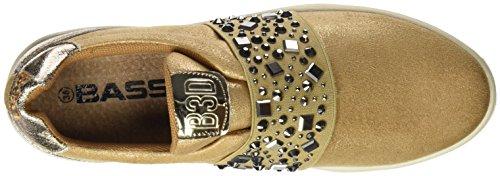 Sneaker 38 Bass3d Oro Donna Eu 041326 qgSxwYv8n