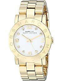 Marc-Jacobs Amy Gold Watch MBM3056