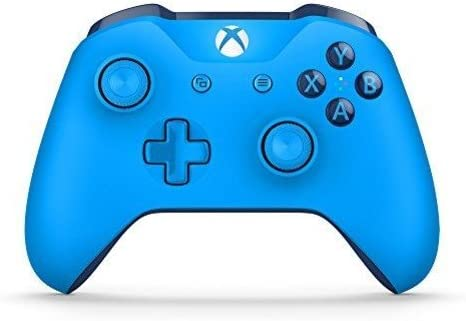 Xbox Wireless Controller   Blue by By          Microsoft