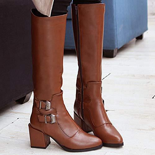 Onewus Fashion Onewus Donna Marrone Fashion w0xT5wzqWg