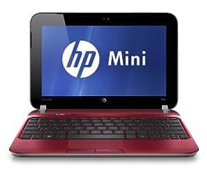 HP Mini 210-3050NR Netbook (Red)