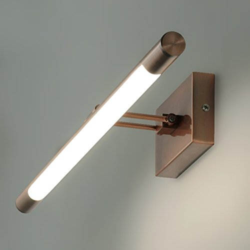 Badezimmer Lampe Wand. Elegant Lampe Wand Lampen Bettlampe