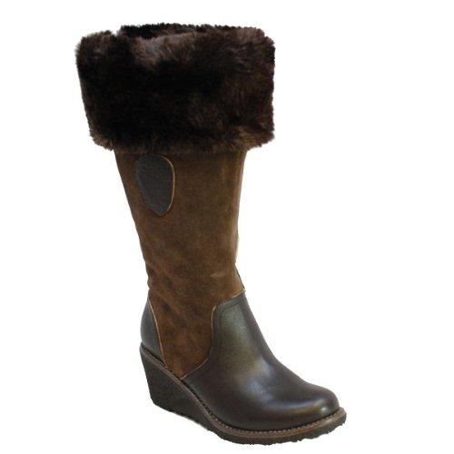 2 1/2 Inch Heel Fur - 5