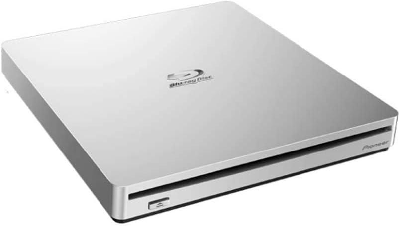 Pioneer BDR-XS07S Silver 16X BD-R 2X BD-RE 16X DVD+R 12X BD-ROM 4MB Cache Serial ATA Revision 3.0 Blu-ray Burner