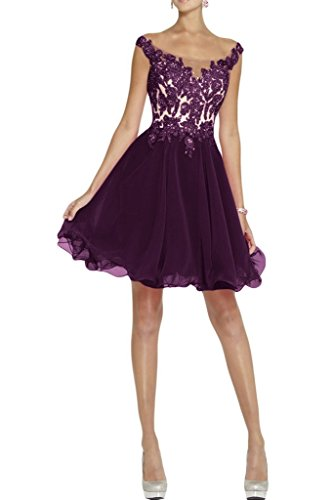 Dress A Party Dress Grape Line 16 Bride Angel New Sweet Tulle Homecoming and Lace qwAZyI6