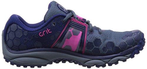 ombreblue pinkglo Blu blueprint Da Donna Running Scarpe 4 Brooks Puregrit qzPF0nA