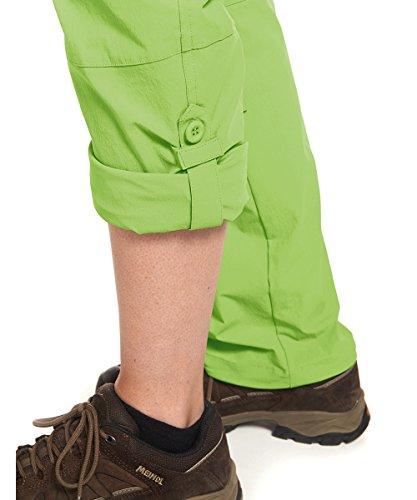 Sports De Retroussable Femme Lulaka Greenery Maier Randonnée Pantalon Pour fadfw