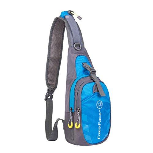 Fakeface Multifunctional Lightweight Shoulder Backpacks