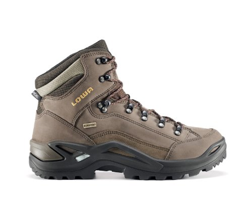 LOWA Renegade GTX Mid Outdoor Schuhe sepia-sepia - 46,5