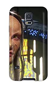 Galaxy Cover Case - Stargate Atlantis Protective Case Compatibel With Galaxy S5