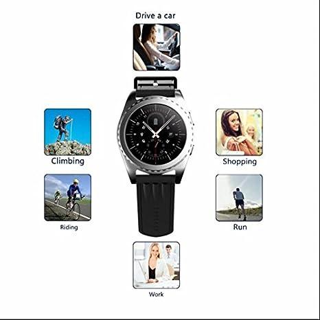 Excercise Smartwatch para hombre y mujer, actividad Tracker ...
