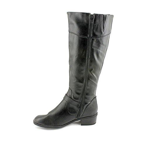 Karen Scott Frauen Delanobla Pumps rund Fashion Stiefel Black
