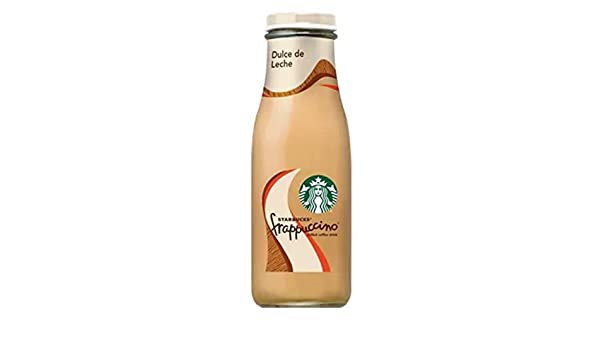 Amazon.com : Starbucks Frappuccino Dulce de Leche 13.7 oz (Pack of 1) : Grocery & Gourmet Food
