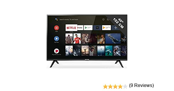 Televisor LED Full HD 100cm TCL 40ES563: Amazon.es: Electrónica