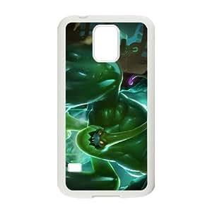 samsung galaxy s5 Phone case White League of Legends Zac LOL TRPP4571775