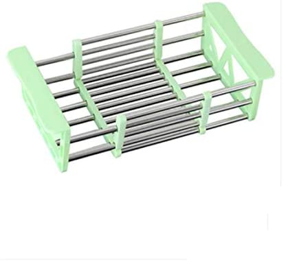 Kitchen Bathroom Storage Rack Kitchen Sink Drain Basket Stainless