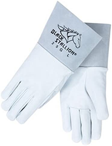 Revco 25GM Grain Goatskin TIG Welding Gloves Medium