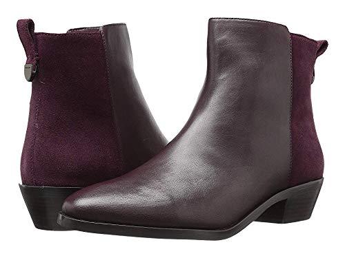 Shoes Coach Boots - Coach Women's Carmen Warm Oxblood/Warm Oxblood Semi Matte Calf/Suede 7.5 M US
