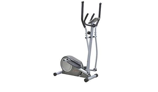 SUNNY Salud y Fitness sf-e3609 Premium magnético elíptica: Amazon.es: Deportes y aire libre