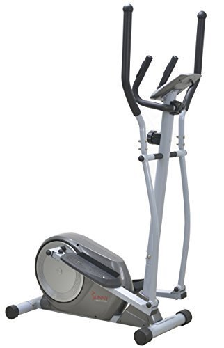 Sunny Health & Fitness SF-E3609 Magnetic Elliptical Trainer Elliptical Machine by Sunny Health & Fitness