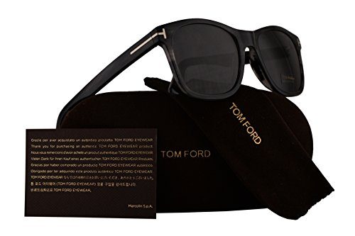 Tom Ford FT0595 Eric-02 Sunglasses Grey w/Grey Lens 20A TF595 - Sale Tom Men Sunglasses Ford