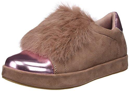 Mujer Top Rosa COOLWAY Zapatillas para Pnk YtBnwH