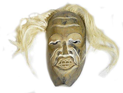 Asian Tribal Masks (12