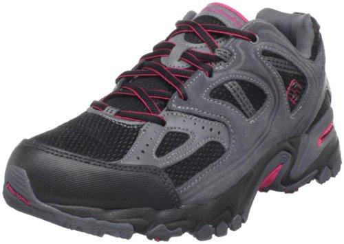 Columbia Wallawalla 2 Low Omni-Tech - Zapatillas deportivas para exterior de mezcla mujer negro - negro/negro