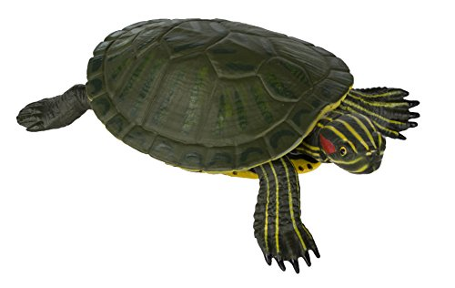 Safari Ltd  Incredible Creatures Red-Eared Slider Turtle