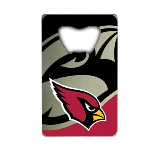 Arizona Credit Card - NFL Arizona Cardinals Credit Card Style Bottle Opener
