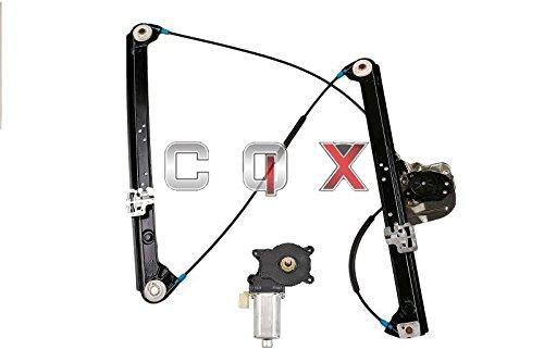 Lè ve-vitre é lectrique Avant Droit, BMW, X5 E53=2000-2006+moteur compris=4PTS CQX