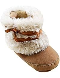 美亚:Weixinbuy 女宝宝可爱棉靴子,现仅售 .99
