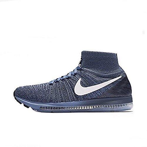 Nike Mens Zooma Alla Ut Flyknit Löparskor Storlek 11,5