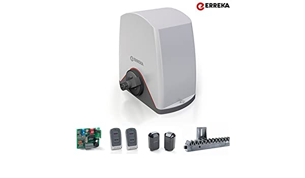 Kit motor Erreka PUMA hasta 400kg: Amazon.es: Bricolaje y herramientas