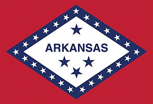 - Toland Home Garden Arkansas State Flag 12.5 x 18 Inch Decorative USA Garden Flag