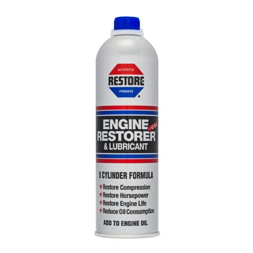 Restore  00016  8 Cylinder Formula Engine Restorer And Lubricant   16 Oz