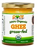 Grassfed Organic Ghee - Pure Indian Foods Brand