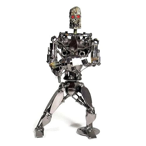 robot statue - 7