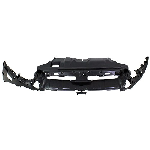 Koolzap For 12-14 Focus 2.0L Front Bumper Retainer Mounting Brace Bracket Upper Grille Cover ()