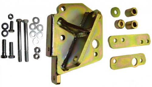 M.O.R.E. SB8795-1Z Steering Box Mount H.D.