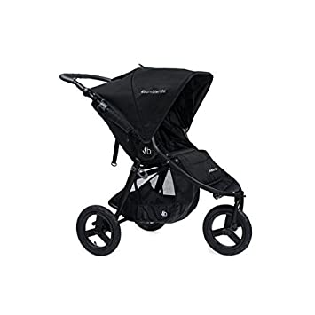 Bumbleride 2016 Indie Stroller with SPF 45 Sun Canopy Extension (Matte Black)  sc 1 st  Amazon.com & Amazon.com : Bumbleride 2016 Indie Stroller with SPF 45 Sun Canopy ...