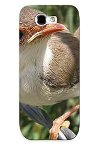Exultantor Oddwsd-5371-vvcykhq Case For Galaxy Note 2 With Nice Animal Superb Fairywren Wren Appearance